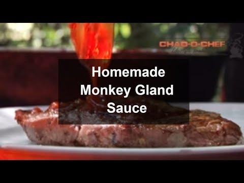 Homemade Monkey Gland Sauce - A BraaiBoy TV recipe