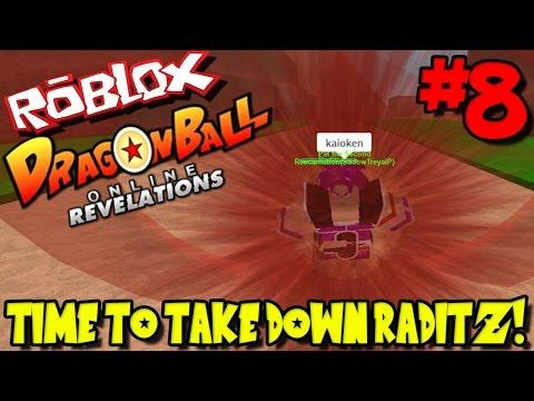 TIME TO TAKE DOWN RADITZ! | Roblox: Dragon Ball Online Revelations - Episode 8