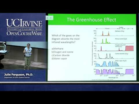 ESS 5. Lec 04. The Atmosphere: Global Energy Balance and Temperature