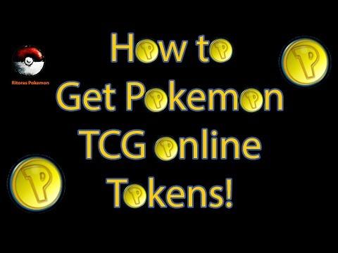 How to Get Pokemon Trainer Tokens in Pokemon TCG Online! Make Pokemon Tokens fast