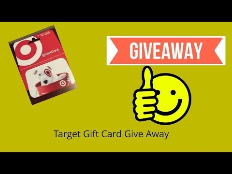 Target Gift Card Balance  | Get $500 to Spend at Target!