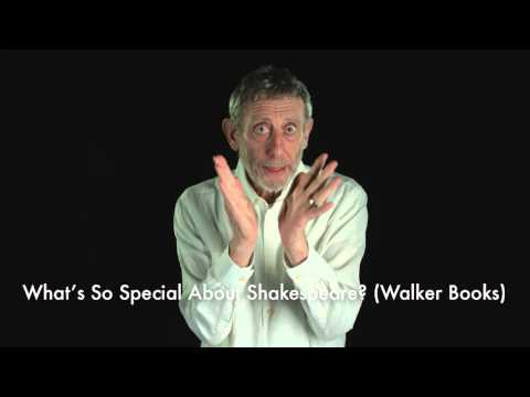 What's So Special About Shakespeare? - Kids' Poems and Stories With Michael Rosen