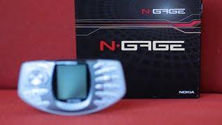 Nokia N-Gage unboxing