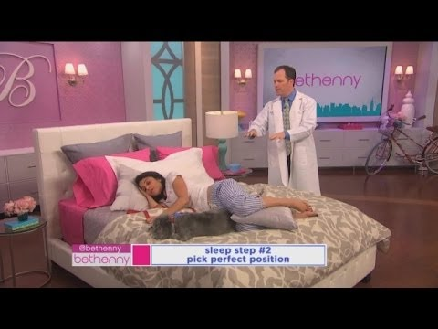 Find Out How to Get a Good Night's Sleep