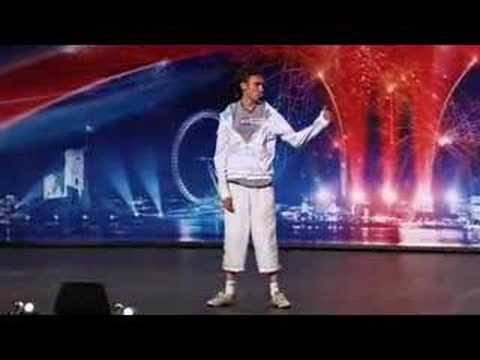 Britains Got Talent David Williams Sore Loser