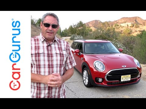 2016 MINI Cooper Clubman | CarGurus Test Drive Review