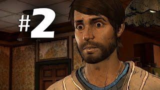 The Walking Dead Season 3 A New Frontier Episode 4 Gameplay Walkthrough Part 2 - Thicker than Water