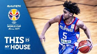 Philippines' Best Plays of the FIBA Basketball World Cup 2019 - Asian Qualifiers