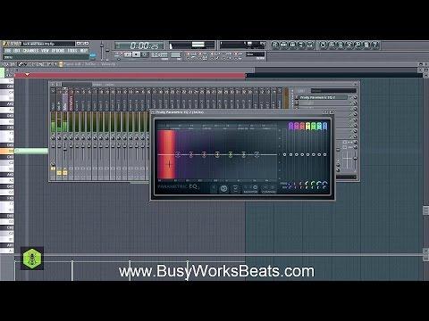 Kick and Bass EQ Mixing Tutorial