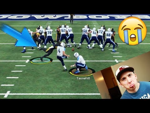 PLAYING ONE OF THE BEST PLAYERS IN THE WORLD! Madden 18 Ultimate Team #4