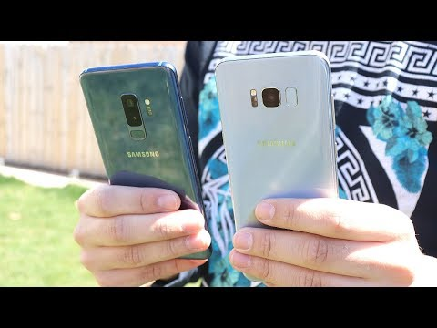 Galaxy S8 Plus vs Galaxy S9 Plus - Which To Buy?