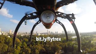 Flytrex Sky - launch of world