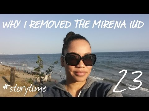 I Removed The Mirena IUD #23