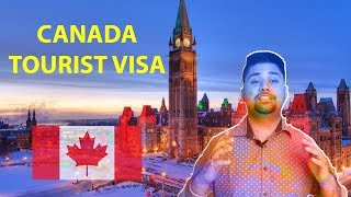 Easy Way To Apply For Tourist Visa To Canada Online