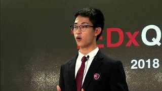 The Elderly: A Neglected Minority | Rundong (David) Wu | TEDxYouth@QDHS