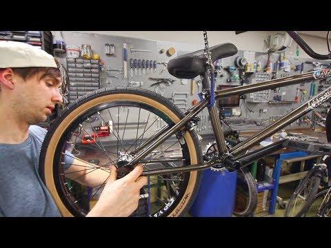 My New Colony BMX Bike Build!