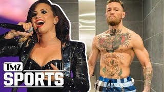 Demi Lovato Tapped for National Anthem at Mayweather vs. McGregor | TMZ Sports