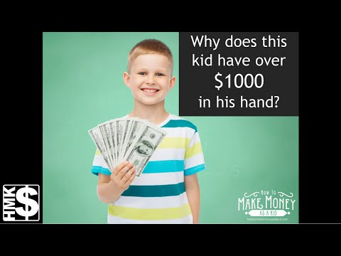 How To Get People To Buy From You: Sales & Marketing For Kids/Teens - How To Make Money As A Kid 101