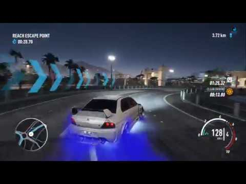 Need for Speed Payback: Fast Money + Tune Up Cards + Lvl REP Event