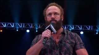 Eric Young is ready for war against MVP, Lashley and King (May 22, 2014)
