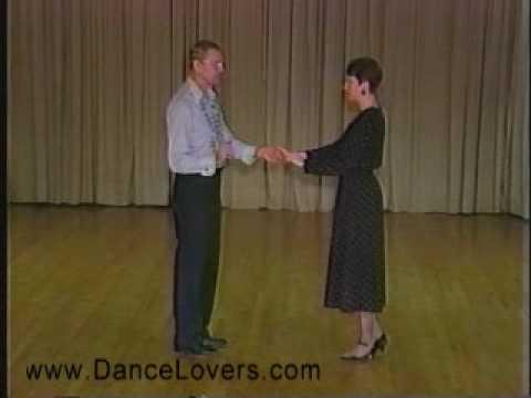 Learn to Dance the Beginning Swing - Ballroom Dancing