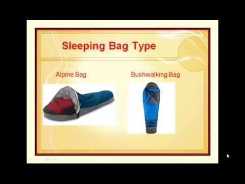 How To Choose Best Sleeping Bag