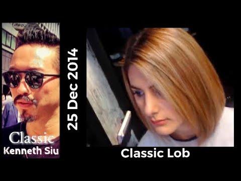 Kenneth Siu's Haircut - Perfect Lob