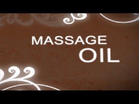 Bath and Body: Massage oil
