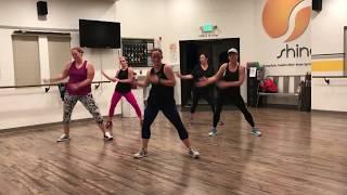 One Foot | Walk the Moon | Cardio Dance Fitness | Legs