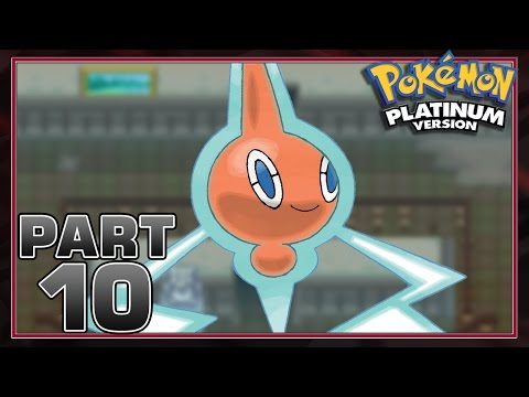 Pokemon Platinum - Part 10 - The Old Chateau