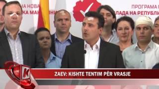 Zaev:  Kishte Tentim PËr Vrasje