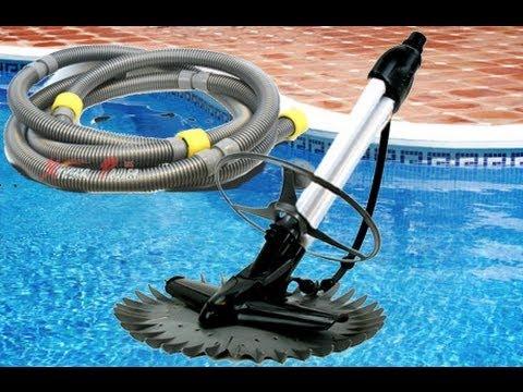 Stingray Inground Above Ground Swimming Pool Automatic Cleaner Vacuum Hose/ DEMO TEST