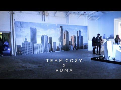 Follow SoSo | Team Cozy x Puma Event