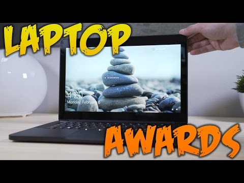 Laptop Awards 2017!
