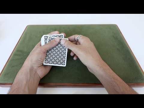 How To Deal Cards Like a Professional Dealer | Tutorial
