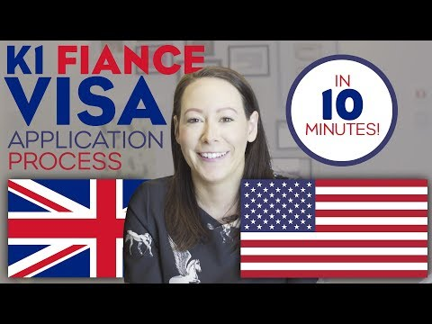 K1 Fiance Visa Application Process Under 10 minutes!
