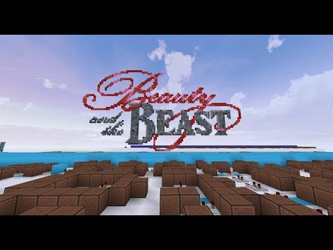 Beauty and the Beast - Gaston [Minecraft Noteblocks]