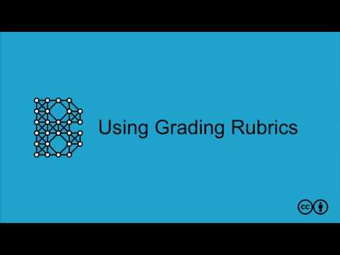 Using Grading Rubrics