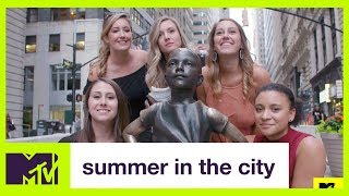 Girls Night Out for the 6 Women Who Dated the Same Guy | Summer in the City | MTV