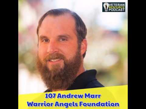 107 Andrew Marr - Warrior Angels Foundation
