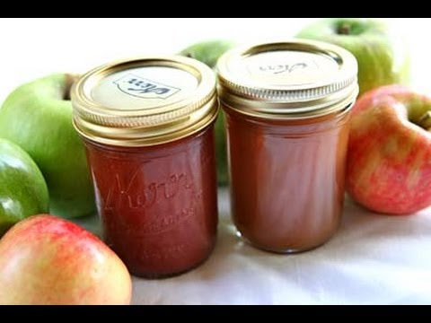 APPLE BUTTER SOUTHERN STYLE (DIY)