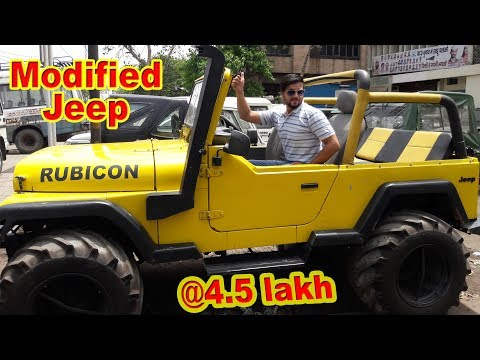 Jeeps Market | Custom Modified | Jeep Rs250000/- Thar, Gypsy, Ambassador In Cheap Price.. awesome