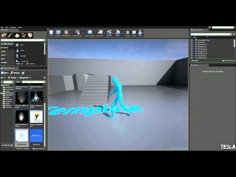 Unreal Engine 4 Tutorial - Blend Walk/Run (ThirdPersonTemplate)