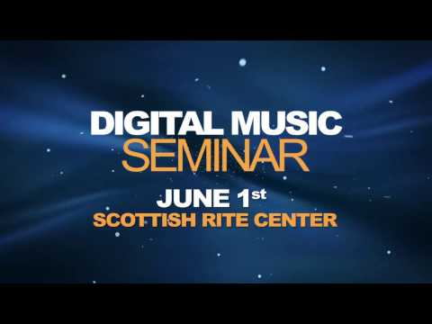 MY OWN DISTRIBUTION!  Digital Music Seminar!!