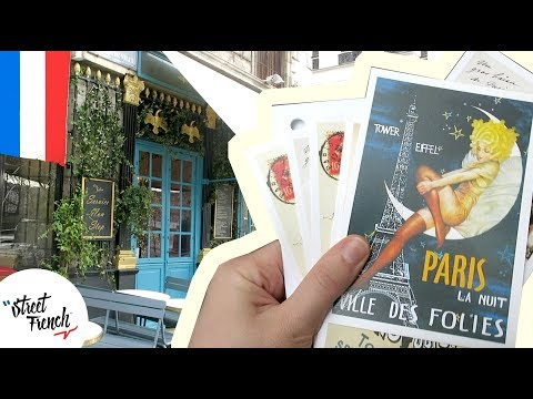 French Vlog : La Seine overflowing & Sending postcards to Patreon supporters