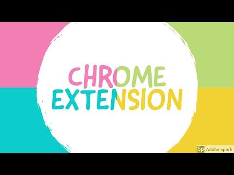 Create Chrome Extension