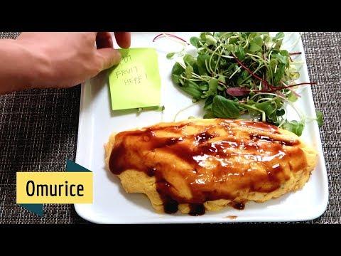 How to make Omurice (ft. easy & eggspert recipes)