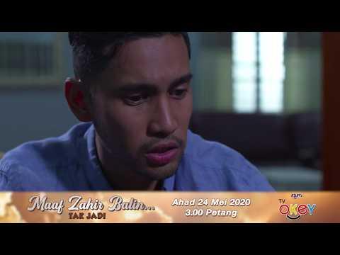 Maaf Zahir Batin Tak Jadi (Teaser 1)