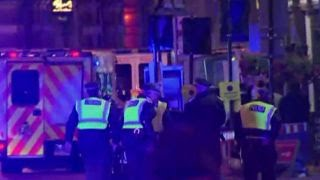 Dr. Zuhdi Jasser on timing of van collision in London