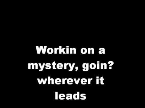 tom petty running down a dream lyrics
